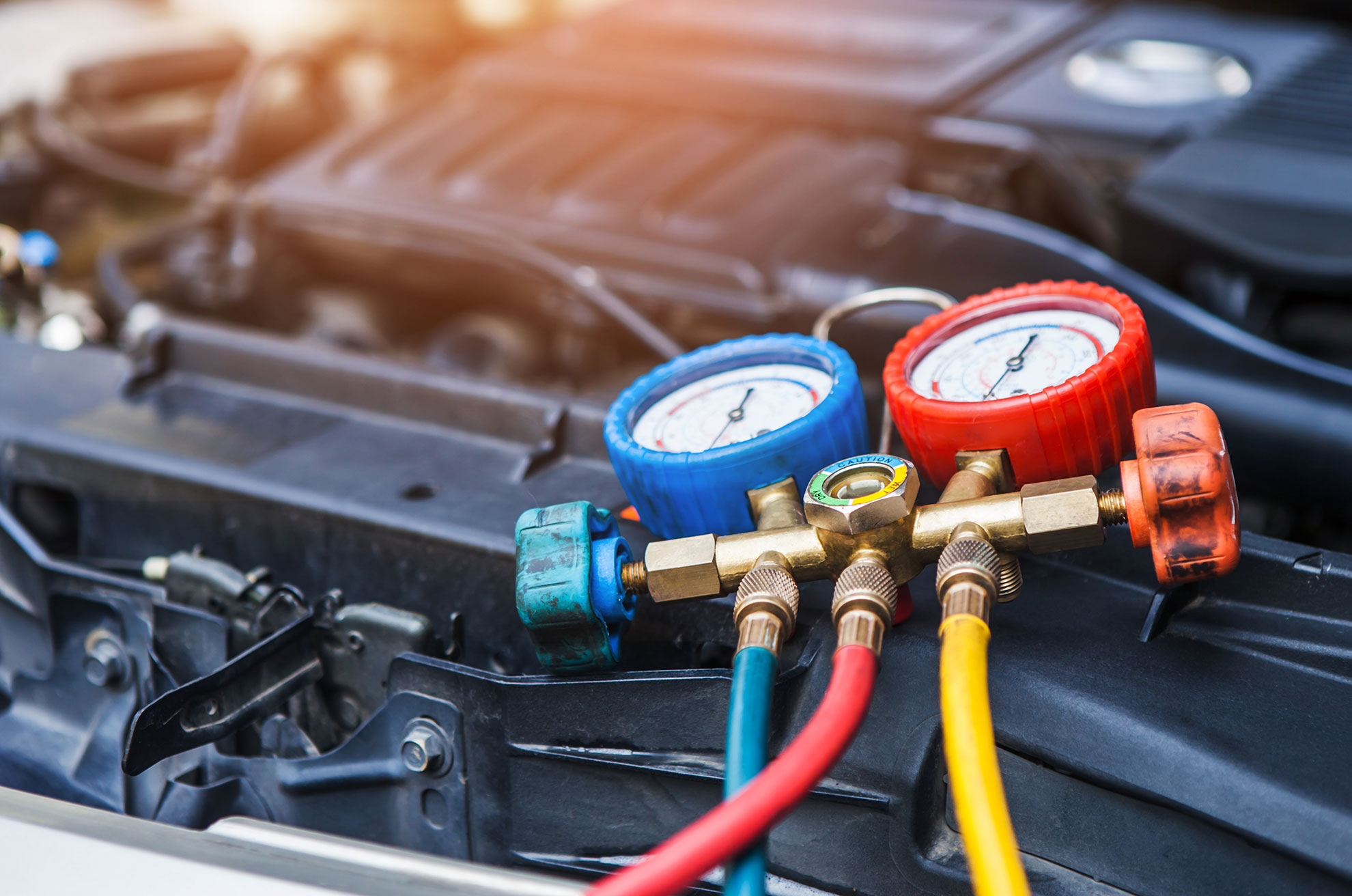 Auto AC Service and Repairs