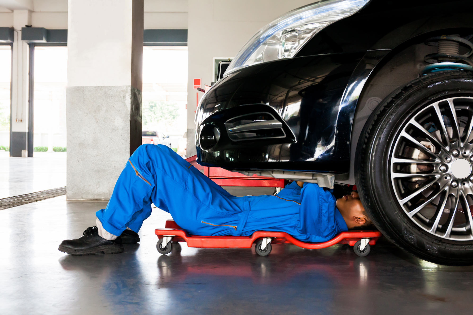 Mechanical and Accident Repairs